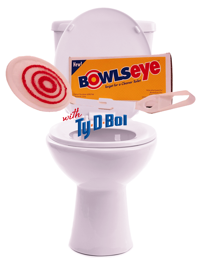 Ty-D-Bowl Mobile